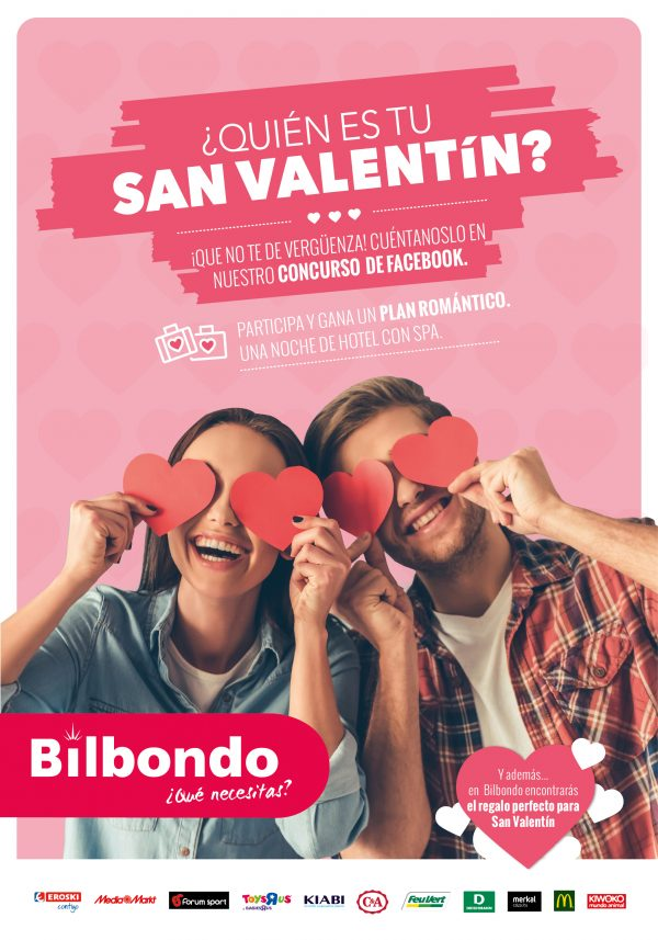 San valentin poster