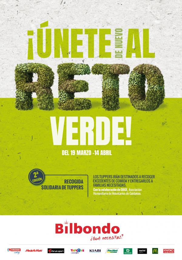 campaña reto verde