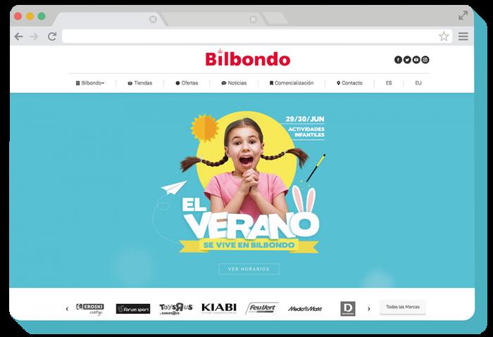 slider web verano
